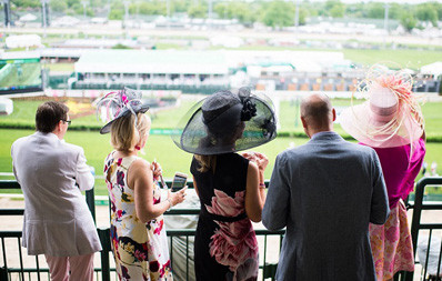 Only limited attendance for upcoming Kentucky Derby race