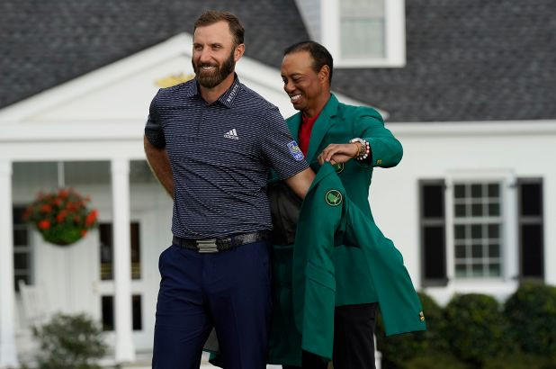 Dustin Johnson wins Masters in historical fashion