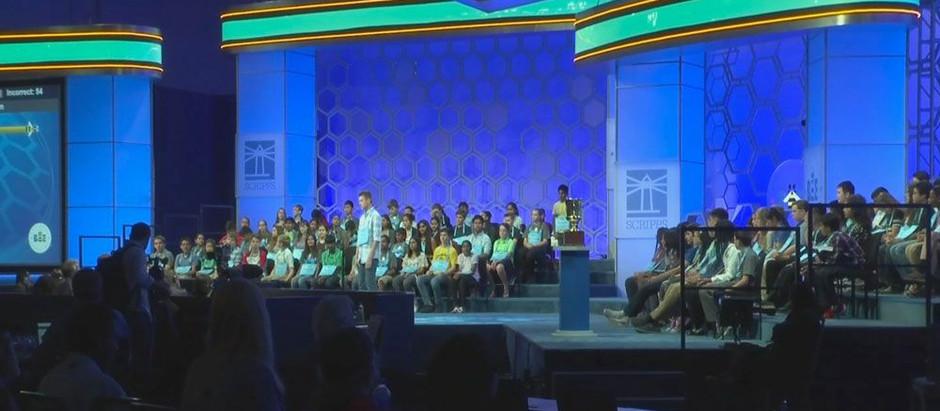The Scripps National Spelling Bee starts June 12