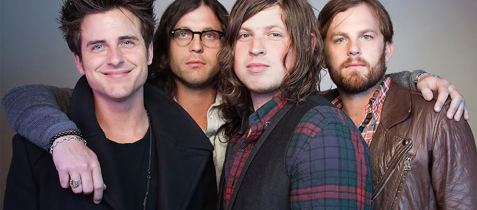 Kings of Leon will open for Day 1 of the NFL Draft