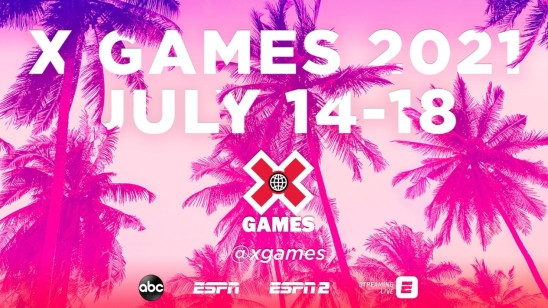 X Games will return to California July 14-18