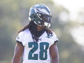 Eagles' defense gets physical in second day of training camp