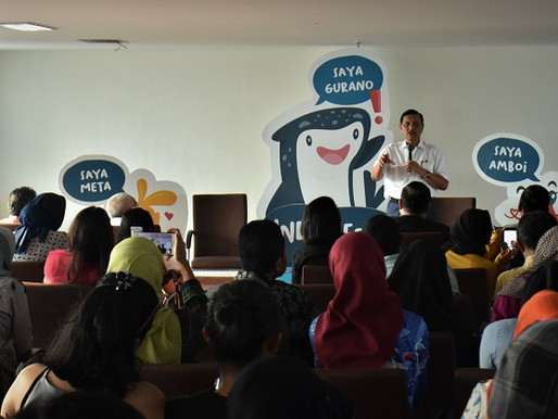 Kurangi Sampah Plastik, Pemerintah Dukung Gerakan Indonesia Bersih