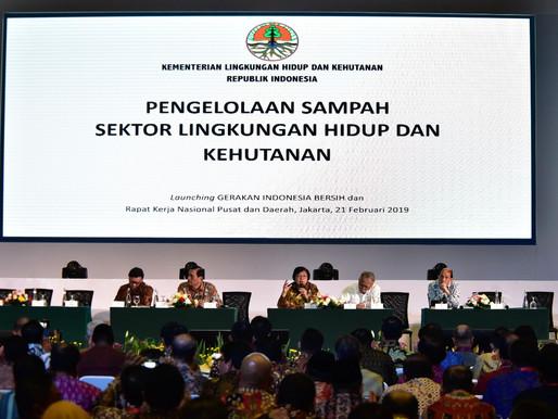 Pemerintah Bertekad Wujudkan Indonesia Bersih