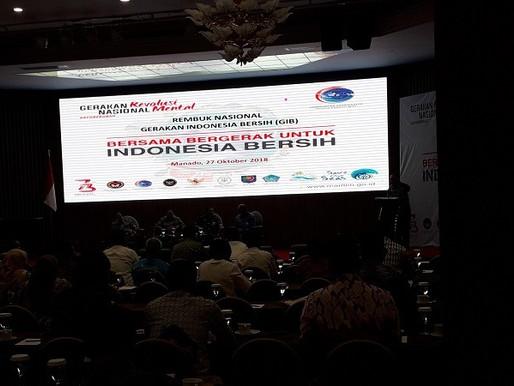 Gerakan Indonesia Bersih Diminta Jadi Kebiasaan untuk Merevolusi Mental
