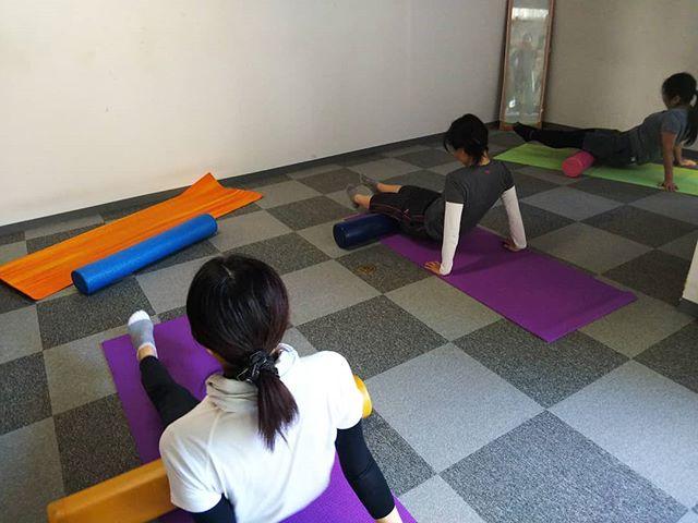 #ビーライン東京中野新橋 #女性専用フィットネス #筋膜リリース #筋膜はがし