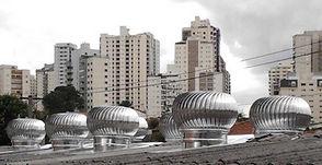 Exautores Eólicos em Guarulhos