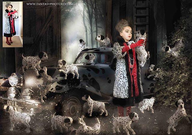 101 Dalmations, Cruella De'vil