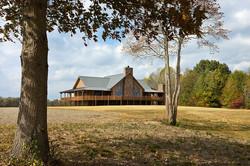 Arkansas Log Home Honest Abe 9