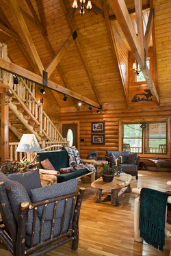 Arkansas Log Home Connection