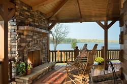 Arkansas Log Home Honest Abe 7