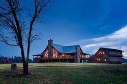 Arkansas Log Home Honest Abe 2