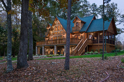 Arkansas Log Home Honest Abe 6