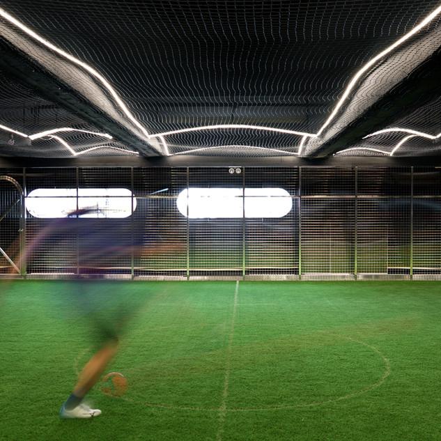 Mini-football Cathedral
