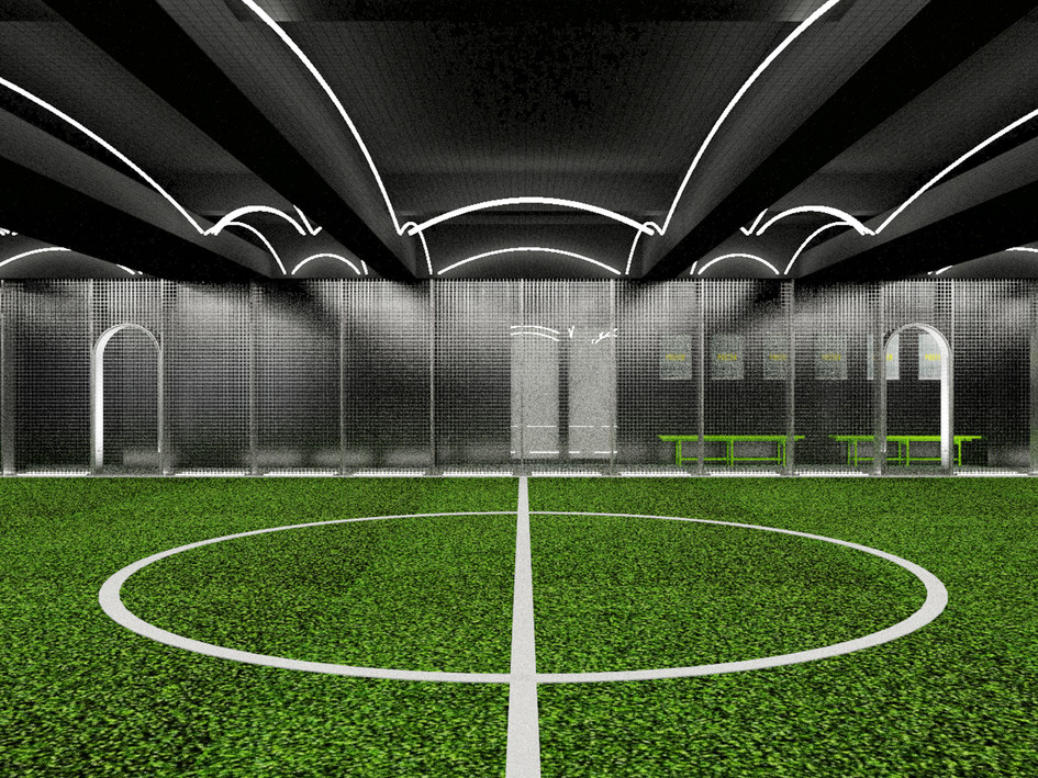 Football Cathedral