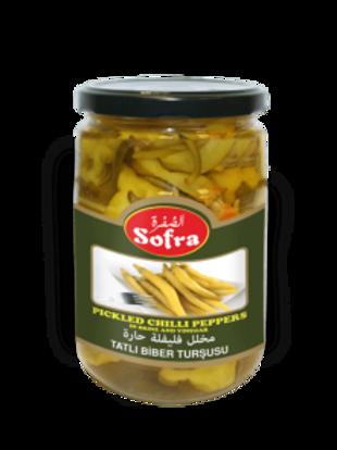 Sofra Chilli Peppers 640G