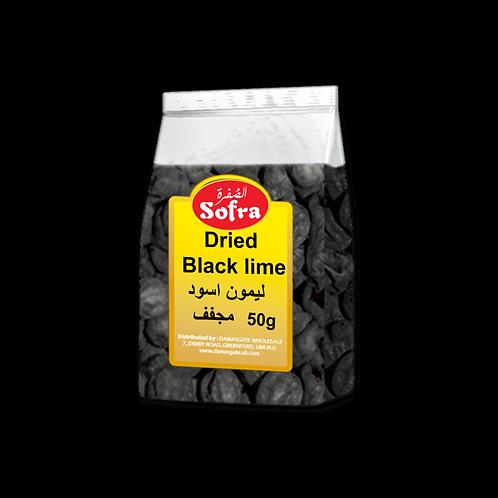 Sofra Dried Black Lime 50g