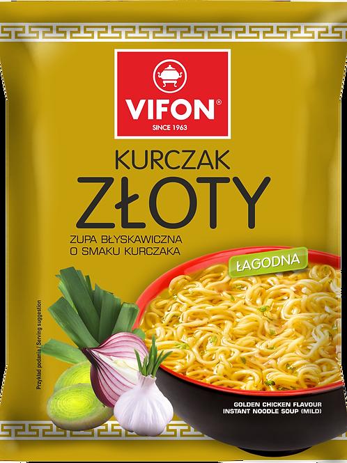 Vifon Golden Chicken Noodle Soup (Zupa Kurczak Zloty) 70 Gr