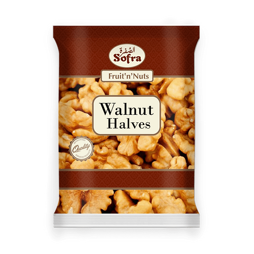 Sofra Walnut Halves 350G