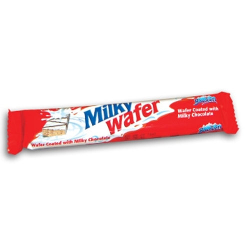 Borovets Wafer Milky Coated