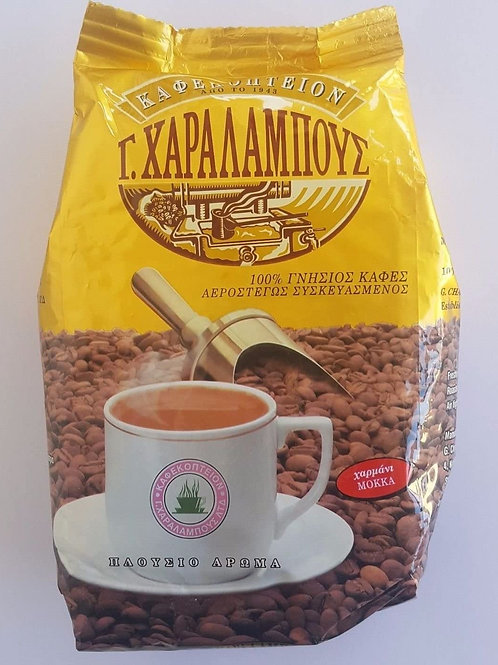Charabambous Gold Coffee 500G