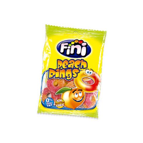 Fini Peach Rings 75GR