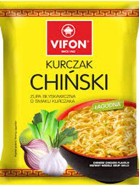 Vifon Chinese Chicken Noodle Soup (Zupa Kurczak Chinski) 70 Gr