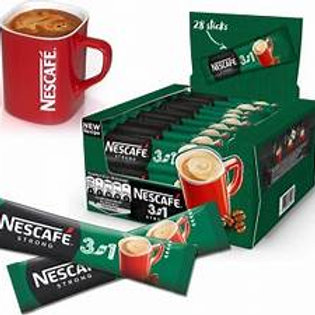 Nescafe 3in1 Strong - 24Sachets