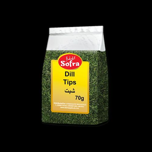 Sofra Dill Tips 75g