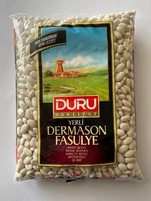 Duru White Beans 8MM 1000G