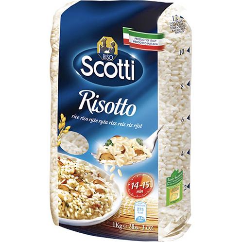 Riso Scotti Risotto Rice 1 Kg
