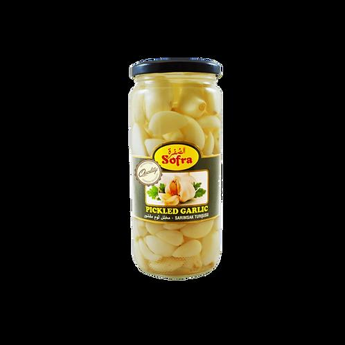 Sofra Pickled Garlic 480G