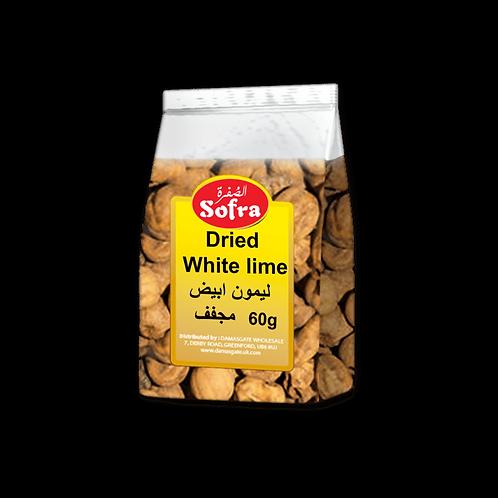 Sofra Dried White Lime 50g