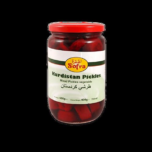 Sofra Kurdistan Pickle 600G