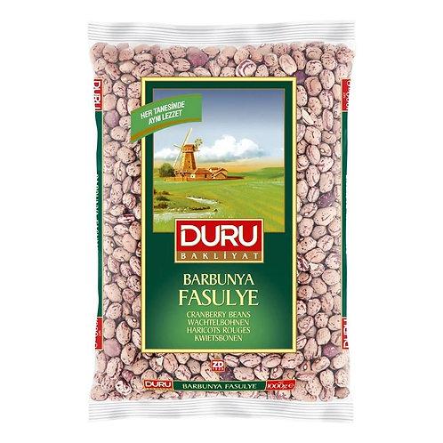 Duru  Cranberry Beans (Barbunya) 1 Kg