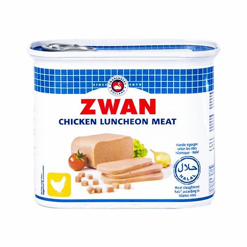 Zwan Chicken Luncheon Meat 340 Gr