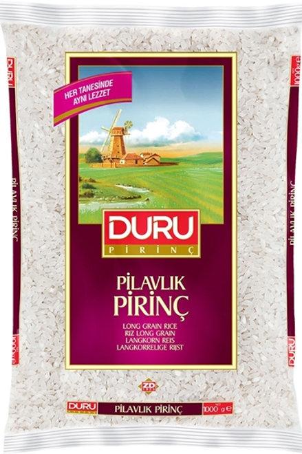 Duru Long Grain Rice (Pilavlik) 1000G