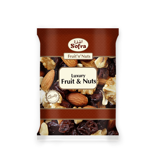 Sofra Luxury Fruits & Nuts 180G