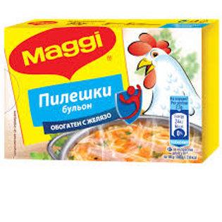 Maggi Chicken Bouillon 80 Gr