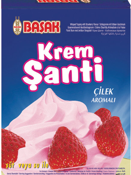 Basak Whipped Strawberry K.Santi 75GR