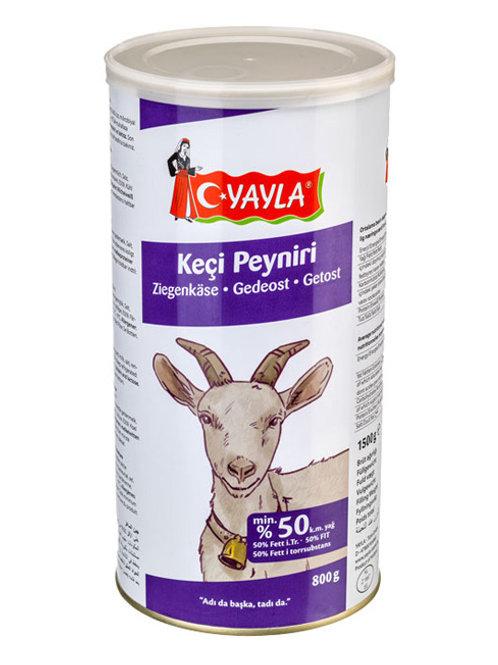 Yayla Goat Cheese 50% Fat - 800gr