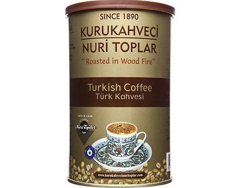 Kuru Kahveci Nuri Toplar Turkish Coffee