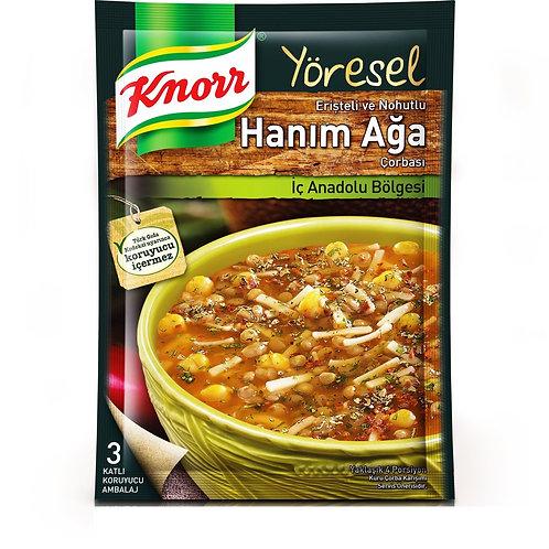 Knorr Yoresel Hanimaga Corba-Soup 91 Gr