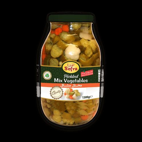Sofra Mixed Pickles 1300G