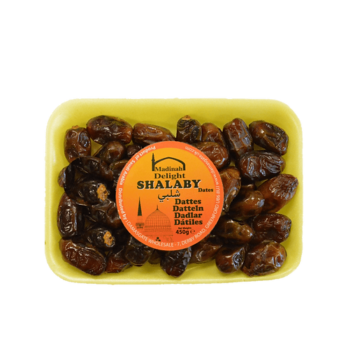 Madinah Delight Shalaby Dates 450g