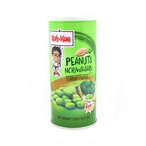 KohKae Peanuts Wasabi 230GR