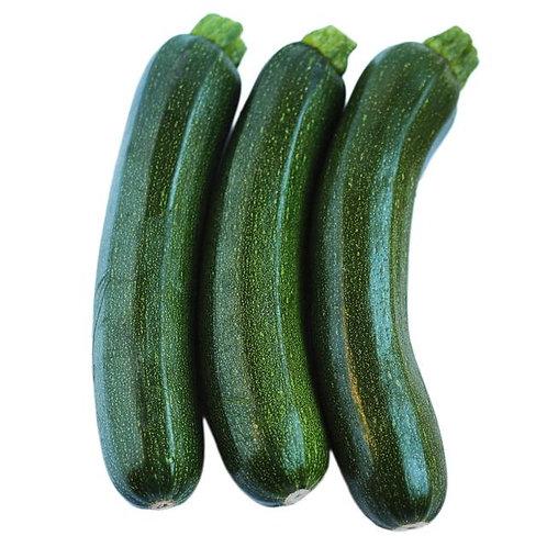 Green Courgette 1 Pcs