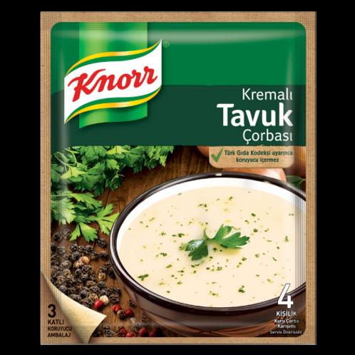 Knorr Kremali Tavuk Corbasi 65GR