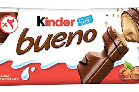 Kinder Bueno Chocolate 2X21.5GR