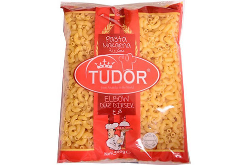 Tudor Pasta Elbow 400G